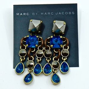 MARC BY MARC JACOBS~NWT~claude chandelier EARRINGS